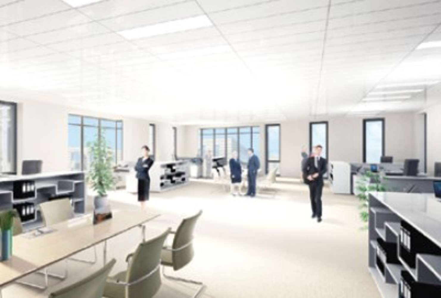 Büros Mainz, 55122 - Büro - Mainz, Hartenberg/Münchfeld - F1570 - 9406720