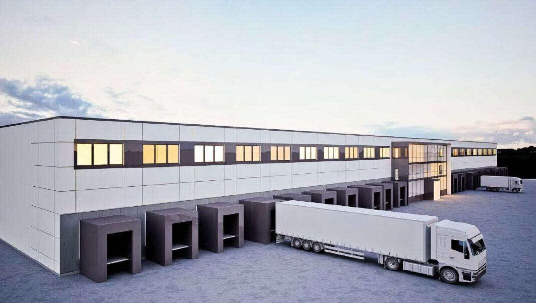 Hallen Erlangen, 91058 - Halle - Erlangen, Eltersdorf - M1000 - 9406998