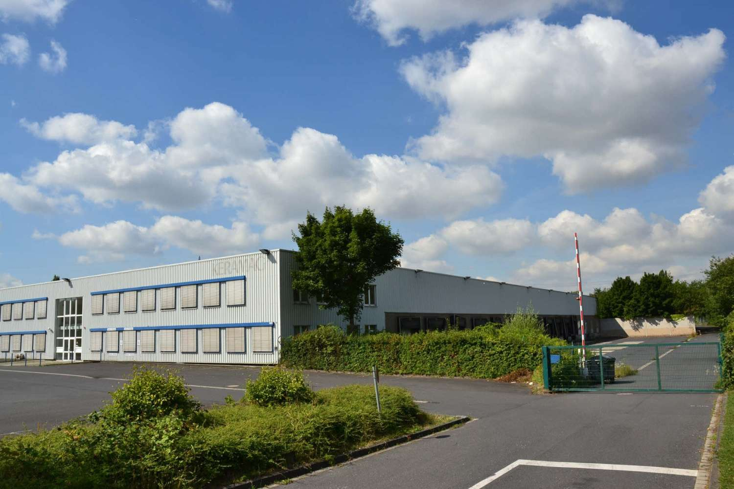 Hallen Ratingen, 40878 - Halle - Ratingen, West - D1620 - 9407972