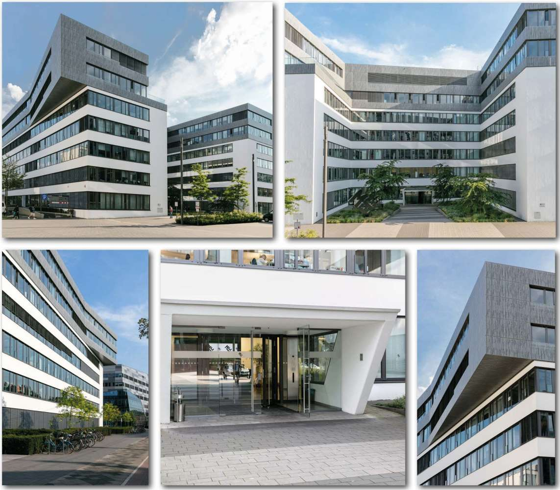 Büros Düsseldorf, 40476 - Büro - Düsseldorf, Derendorf - D1420 - 9408214