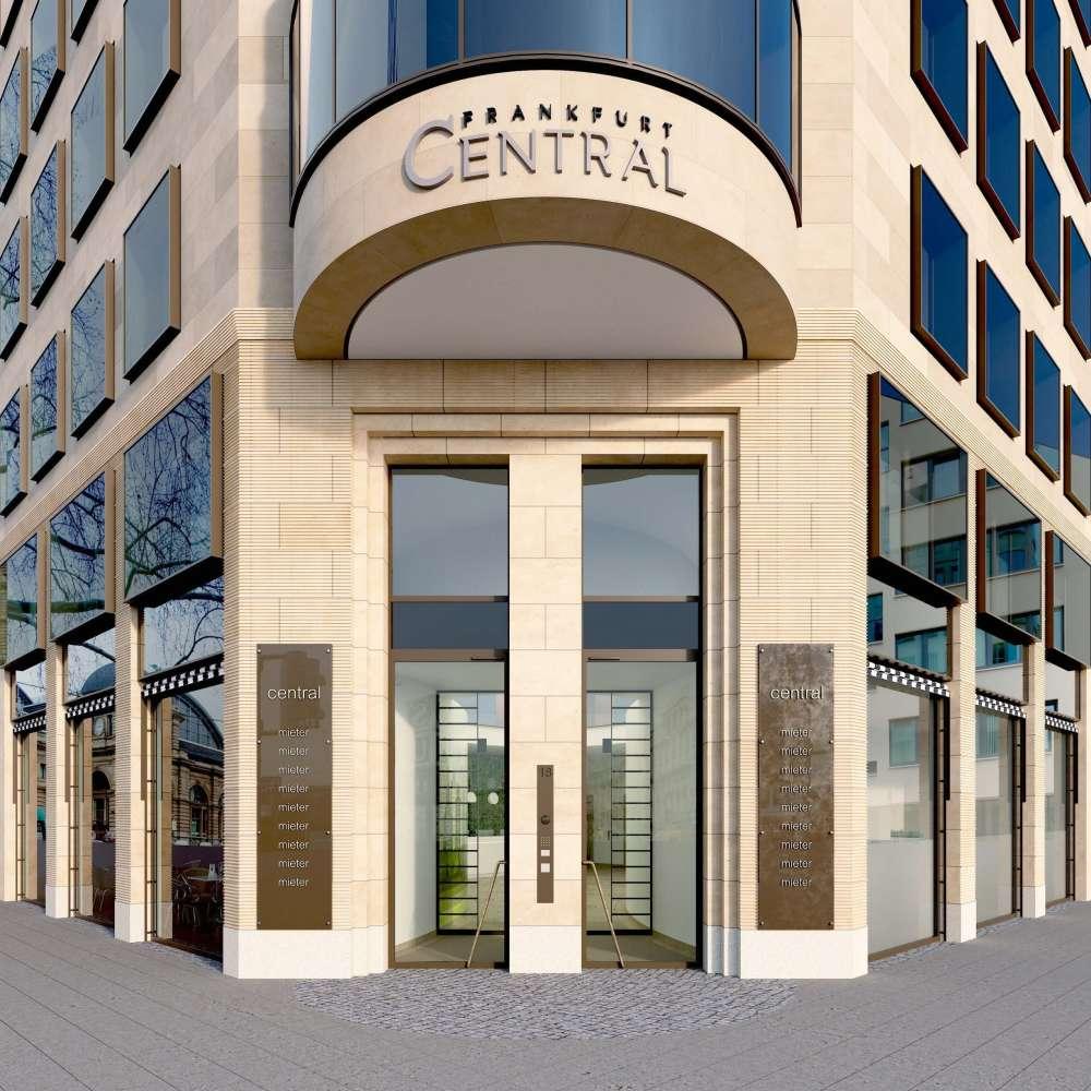 Büros Frankfurt am main, 60329 - Büro - Frankfurt am Main, Bahnhofsviertel - F1292 - 9408718