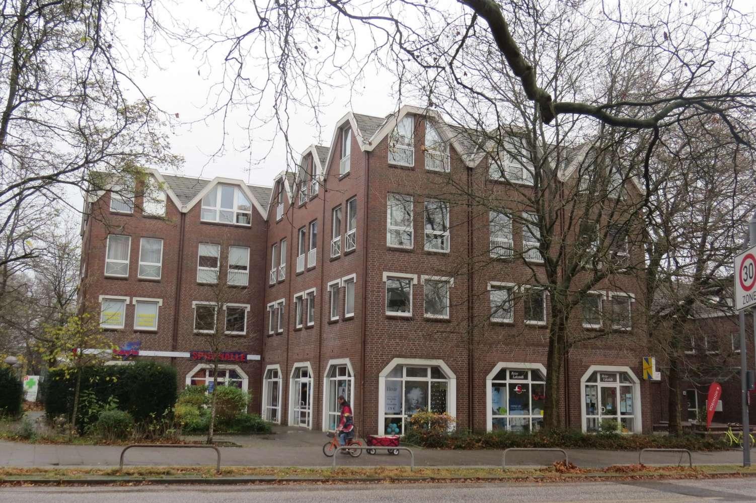 Büros Hamburg, 22529 - Büro - Hamburg, Lokstedt - H1021 - 9408874