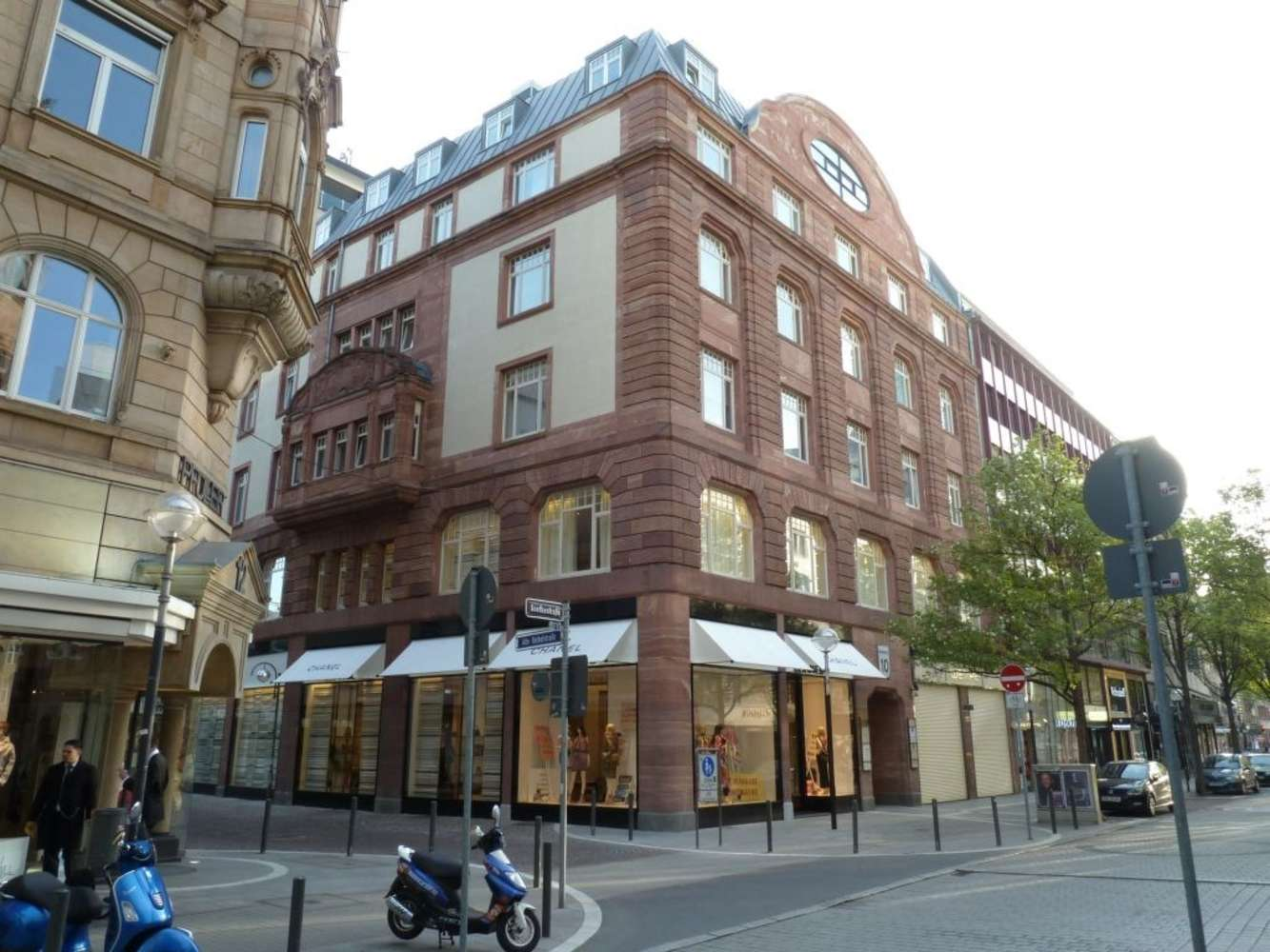Büros Frankfurt am main, 60313 - Büro - Frankfurt am Main, Innenstadt - F0677 - 9410618