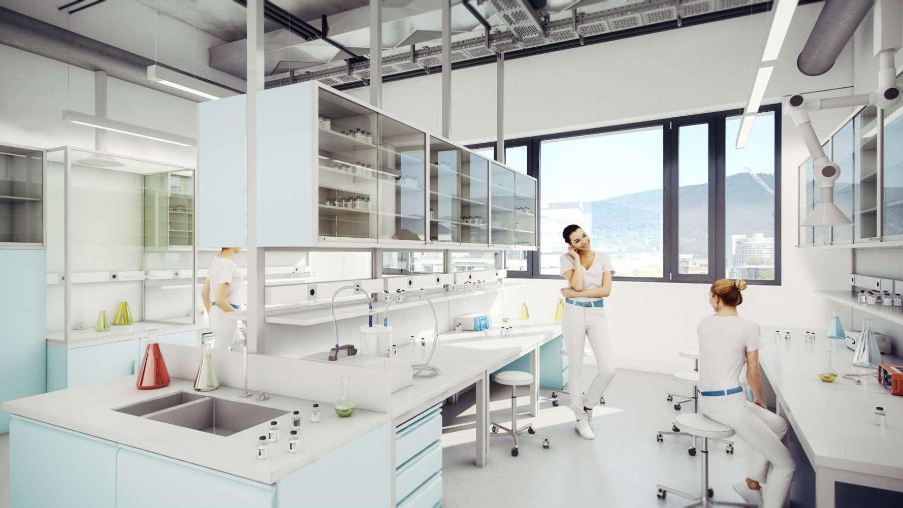 Büros Heidelberg, 69115 - Büro - Heidelberg, Bahnstadt - F1984 - 9414051