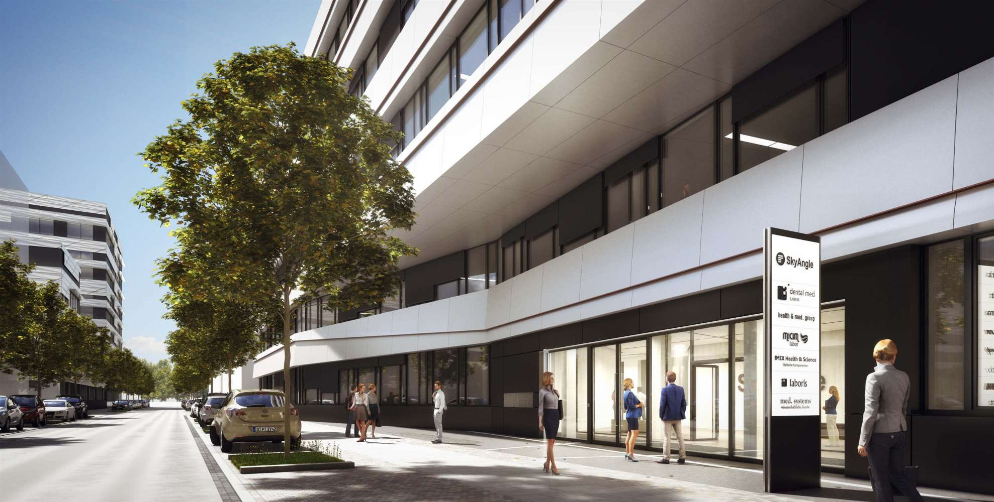 Büros Heidelberg, 69115 - Büro - Heidelberg, Bahnstadt - F1984 - 9414053