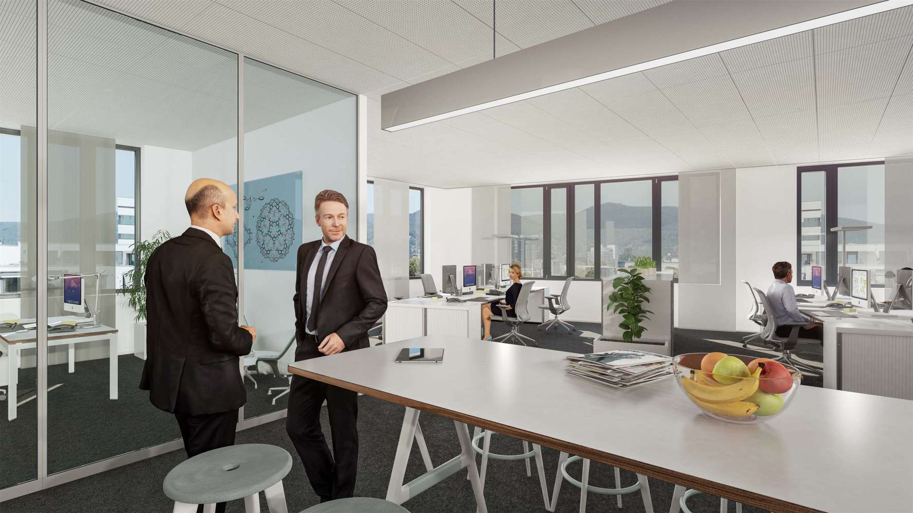 Büros Heidelberg, 69115 - Büro - Heidelberg, Bahnstadt - F1984 - 9414054