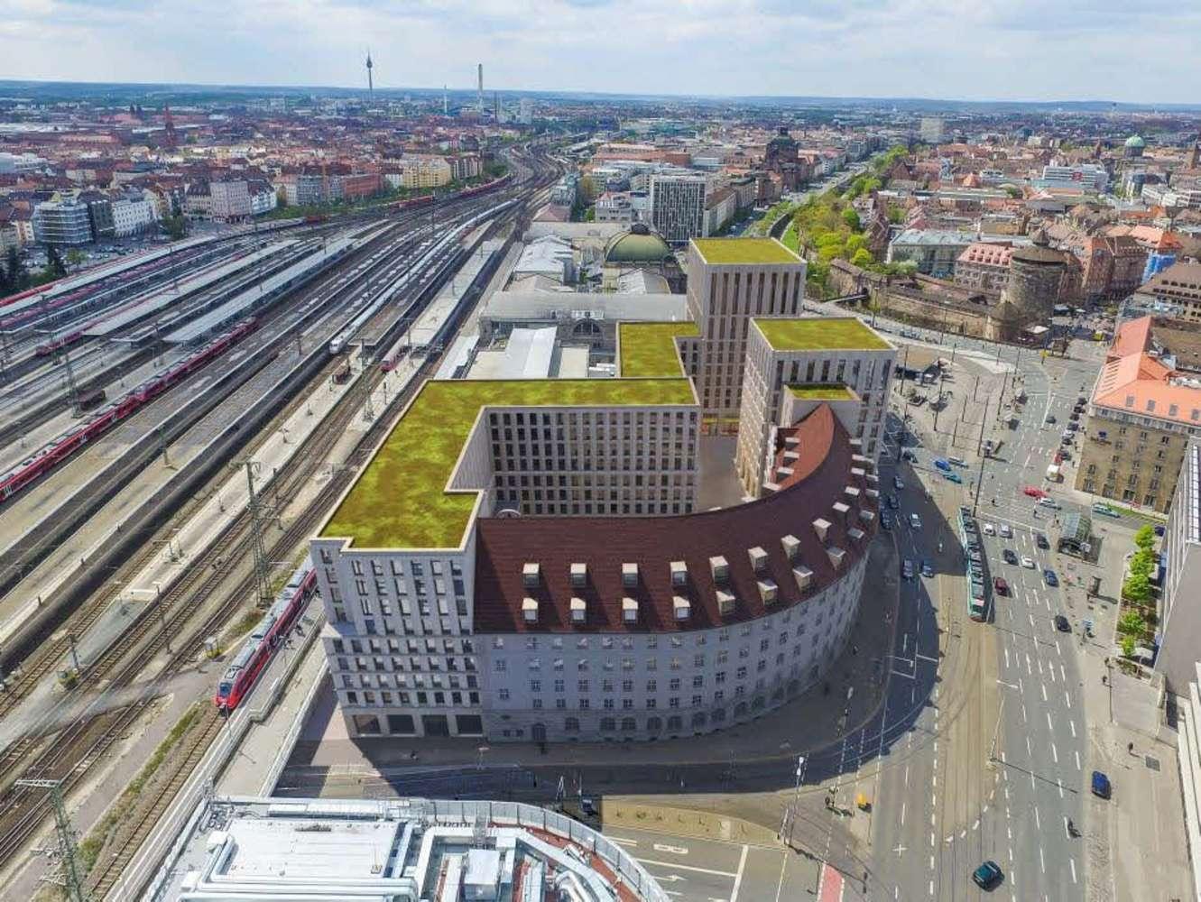 Büros Nürnberg, 90402 - Büro - Nürnberg, Gleißbühl - M1394 - 9418329