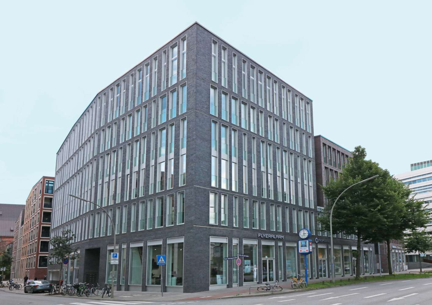 Büros Hamburg, 20457 - Büro - Hamburg, Hamburg-Altstadt - H0709 - 9419171