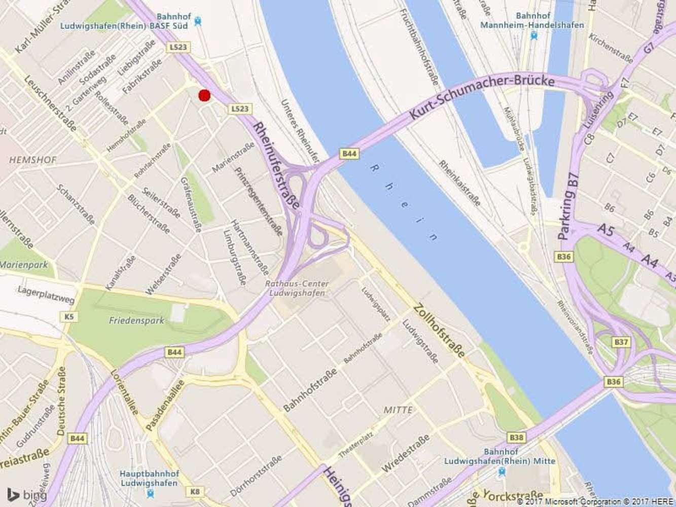 Büros Ludwigshafen am rhein, 67063 - Büro - Ludwigshafen am Rhein, Friesenheim/Nord - F2218 - 9419672