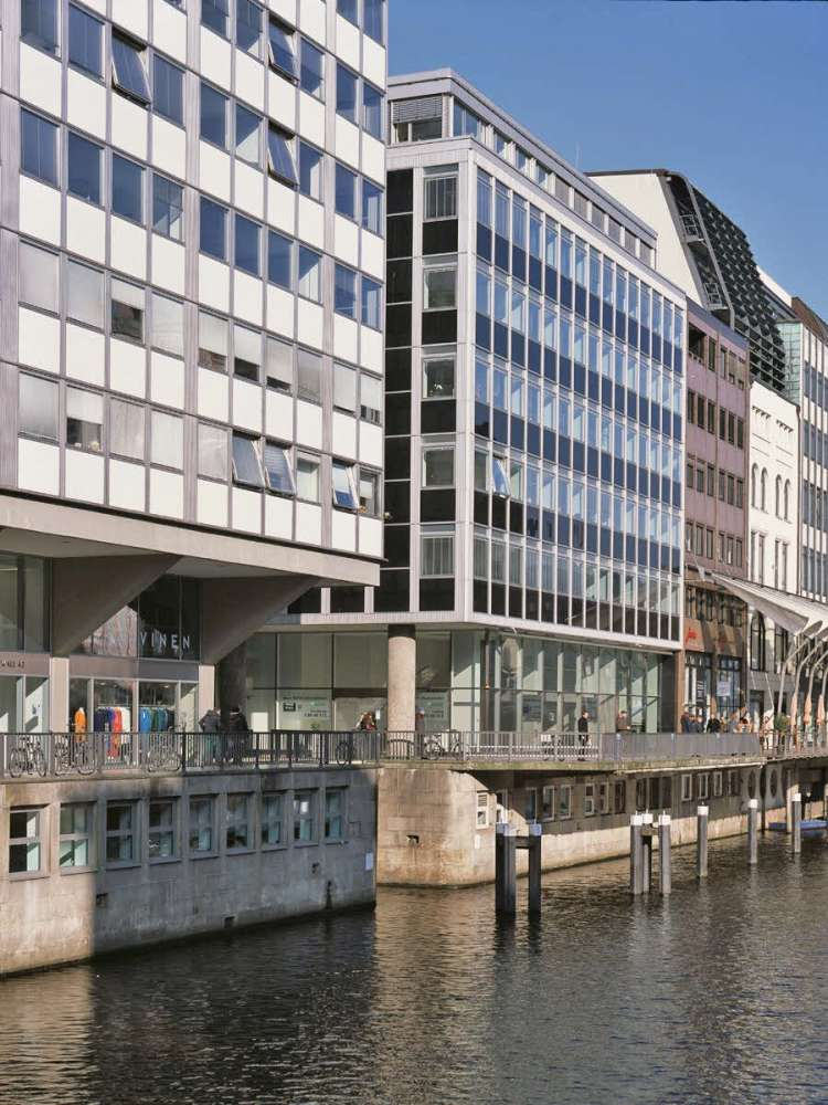 Büros Hamburg, 20354 - Büro - Hamburg, Neustadt - H0141 - 9419859