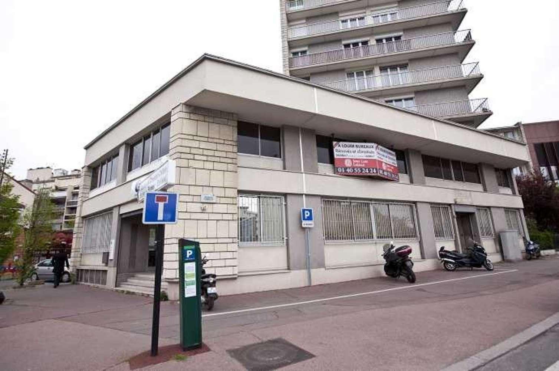 Bureaux Issy les moulineaux, 92130 - 19-21 BOULEVARD GAMBETTA - 9444876