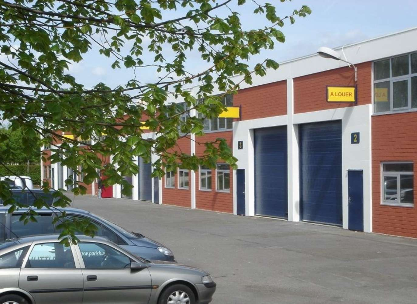 Activités/entrepôt Villepinte, 93420 - PARC DES ERABLES - 9463837