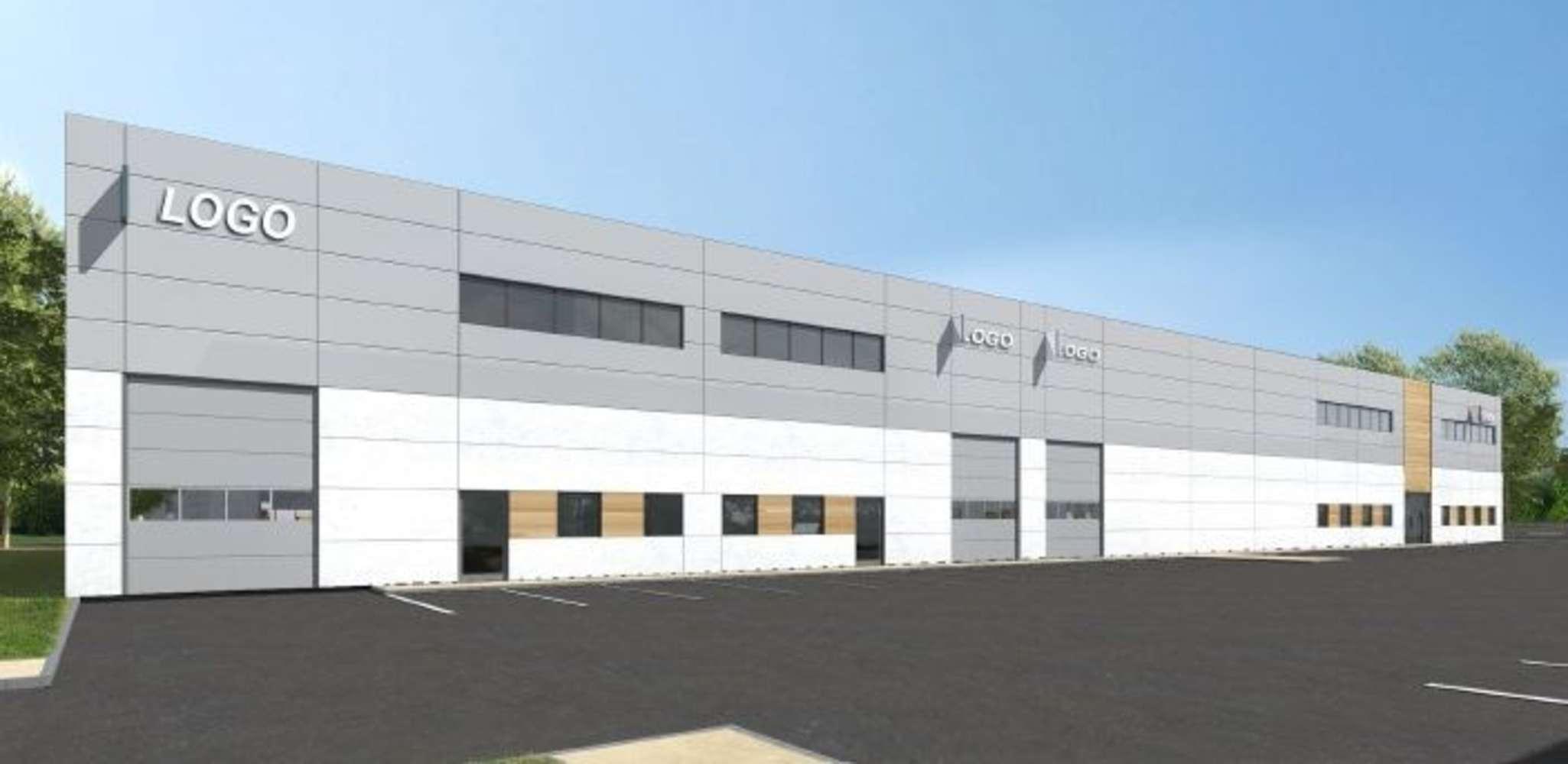 Activités/entrepôt Neuville sur oise, 95000 -  RUE DES CAYENNES - 9475490