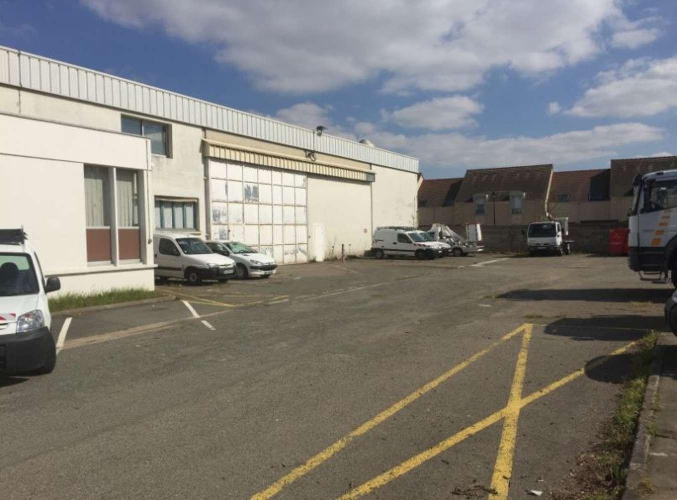Activités/entrepôt St ouen l aumone, 95310 - 98 RUE D'EPLUCHES - 9460671
