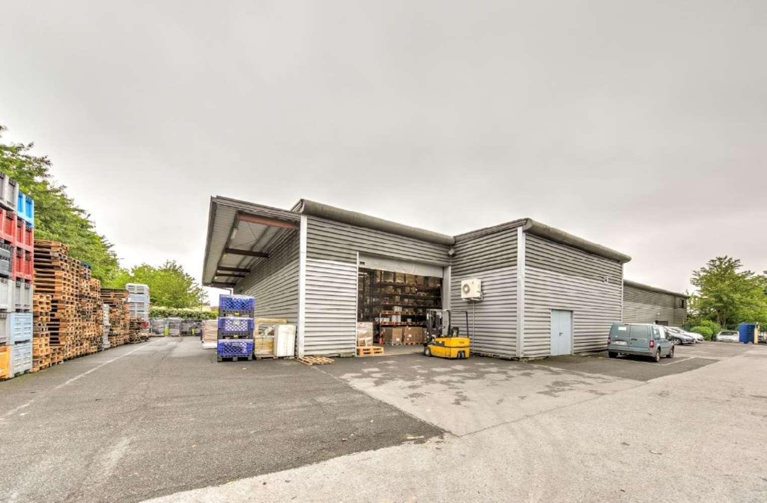 Activités/entrepôt Ferrieres en brie, 77164 - 4 AVENUE JOHN NUTTALL - 9461490