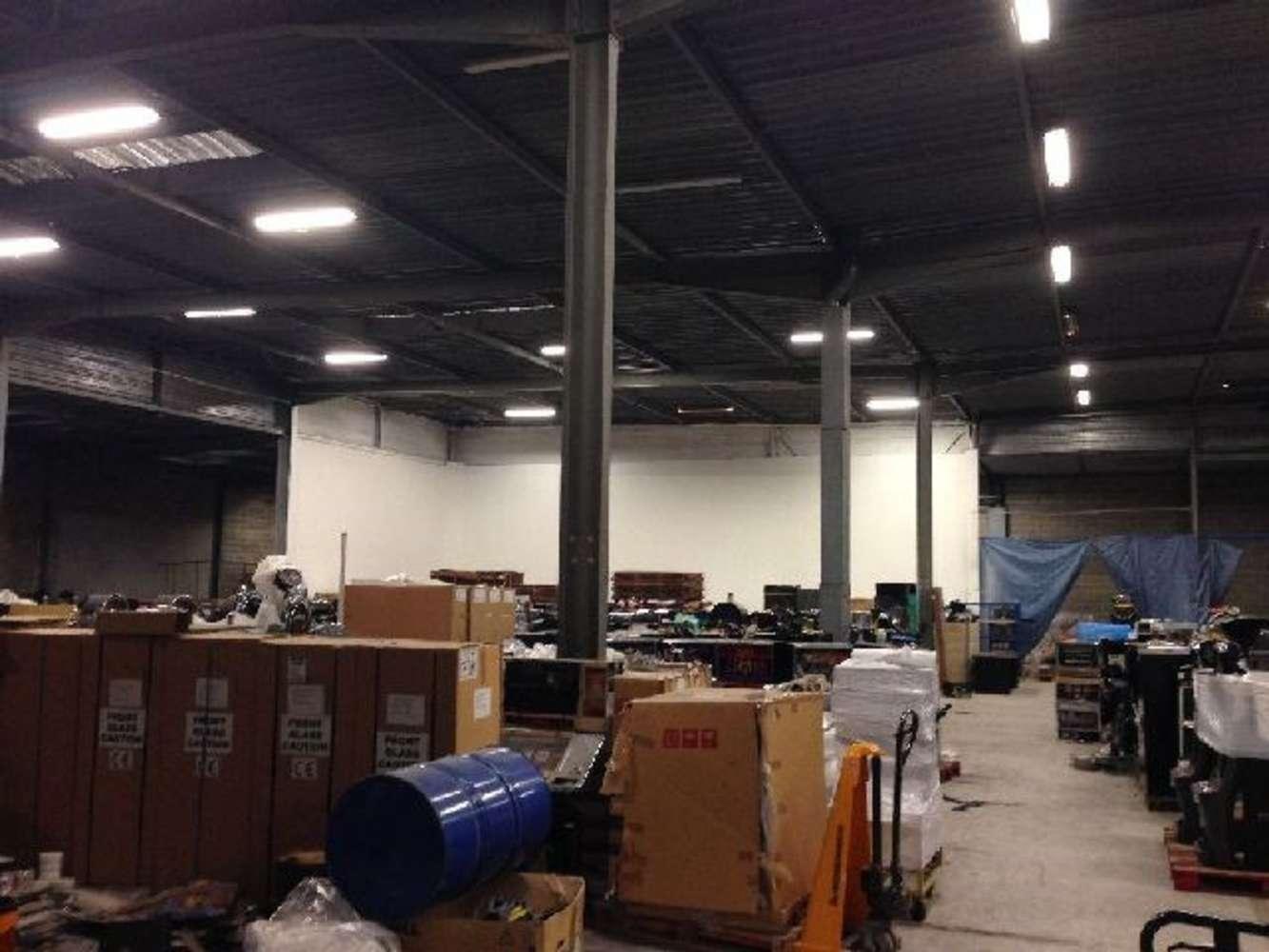 Activités/entrepôt La plaine st denis, 93210 - 214 AVENUE DU PRESIDENT WILSON - 9450770