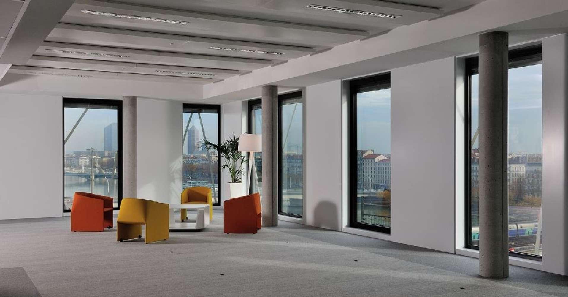 Bureaux Lyon, 69002 - CONVERGENCE - 9453810