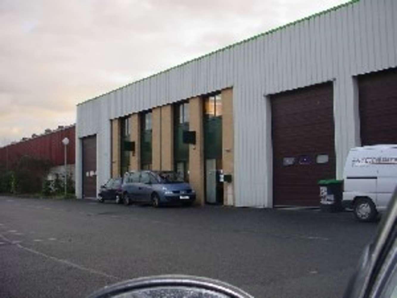 Activités/entrepôt Gonesse, 95500 - PARC DE LA CALARDE - 9464358