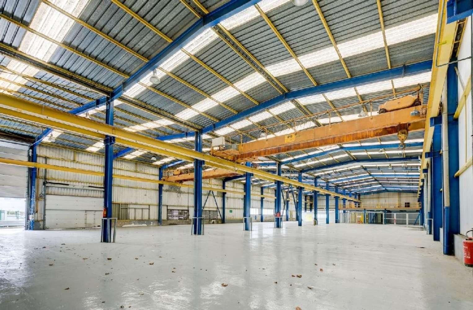 Activités/entrepôt Gennevilliers, 92230 - 49 BOULEVARD DEQUEVAUVILLIERS - 9452207
