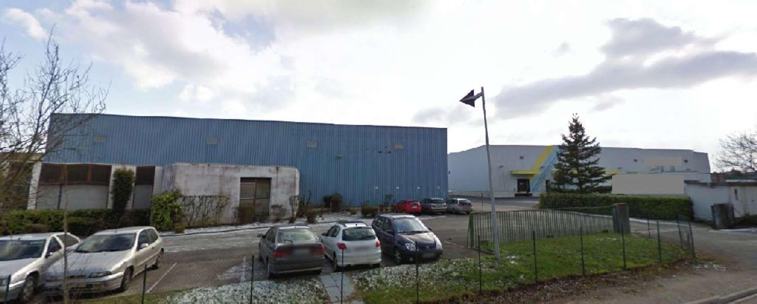 Activités/entrepôt Villars les dombes, 01330 - Location entrepot frigorifique Lyon Nord - 9470570