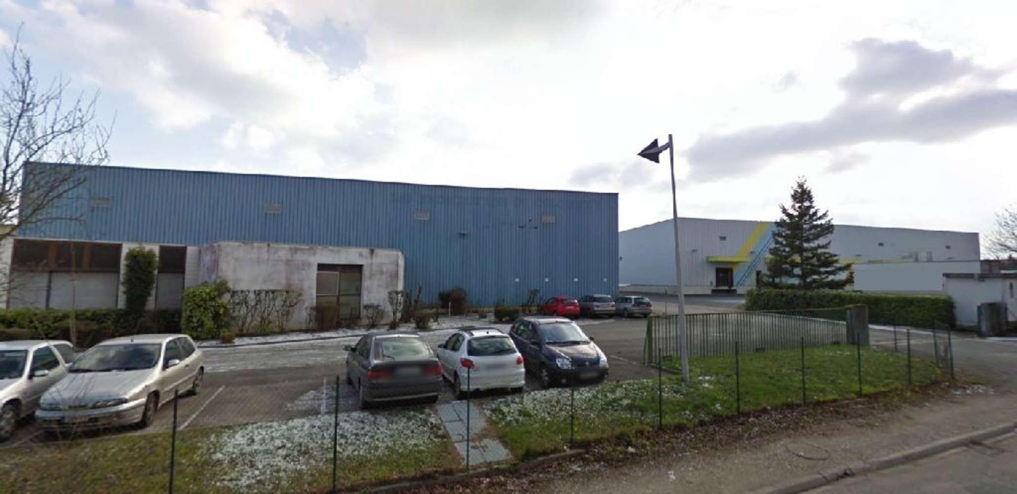 Activités/entrepôt Villars les dombes, 01330 - Location entrepot frigorifique Lyon Nord - 9470567