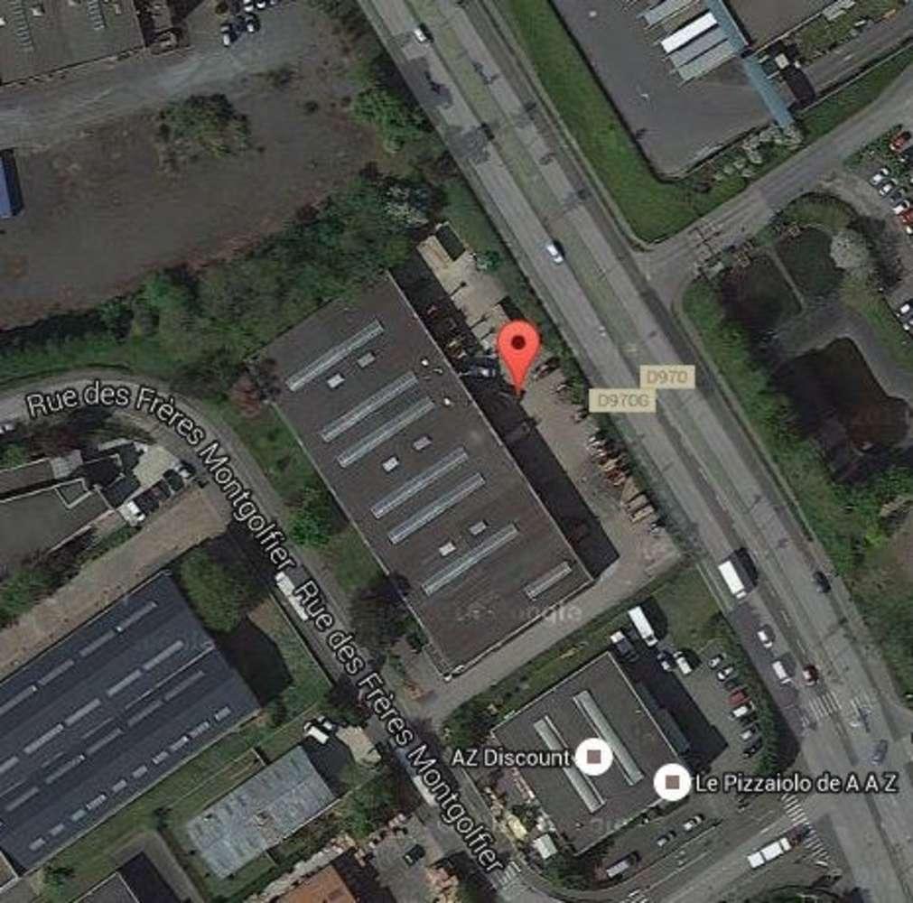Activités/entrepôt Gonesse, 95500 - 7 RUE DES FRERES MONTGOLFIER - 9457786