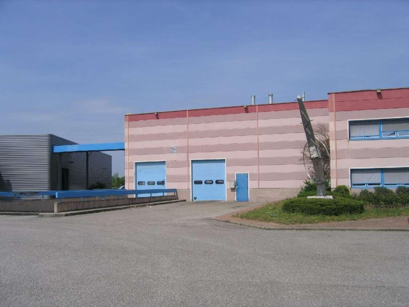 Activités/entrepôt Blyes, 01150 - Location entrepot Lyon Nord - Ain (01) - 9453999