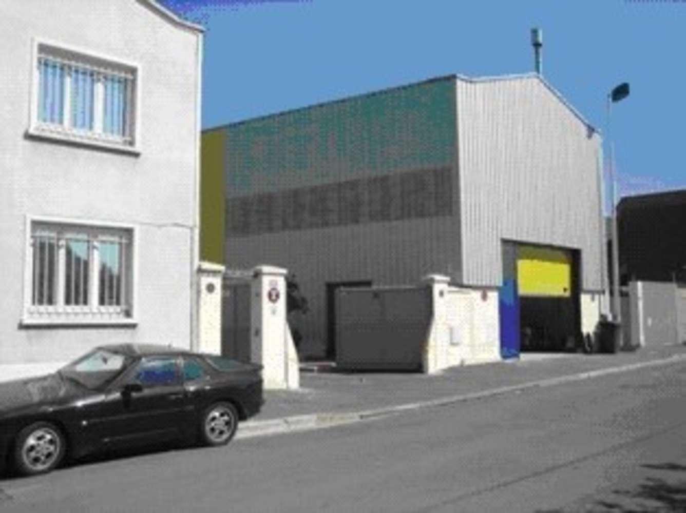 Activités/entrepôt Nanterre, 92000 - 25 RUE GEORGES BIZET - 9463597