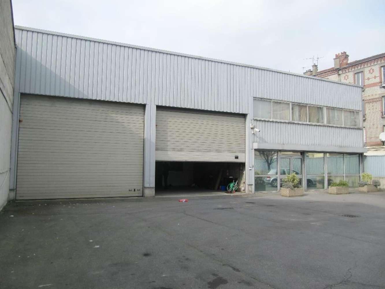 Activités/entrepôt Aubervilliers, 93300 - 47 RUE DU PORT - 9464659
