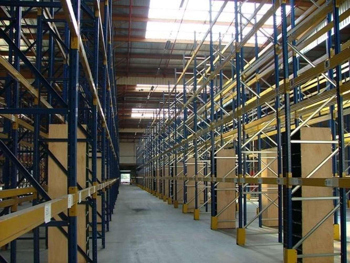 Plateformes logistiques Aubergenville, 78410 - 9 RUE DU CLOS REINE - 9453327