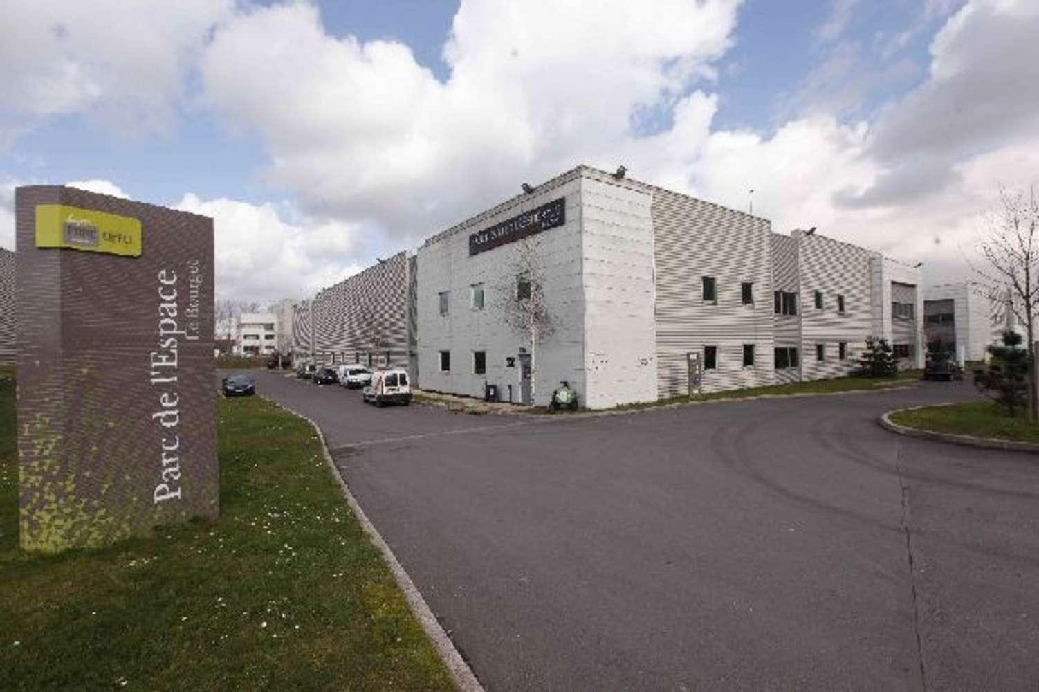 Activités/entrepôt Le bourget, 93350 - LE PARC DE L'ESPACE - 9457337