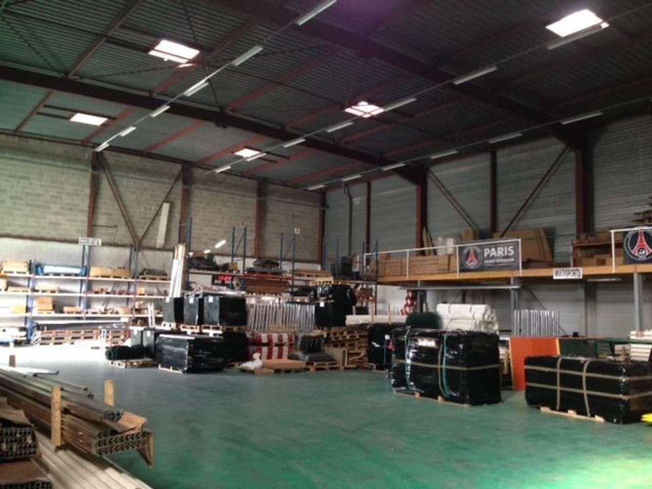 Activités/entrepôt Lisses, 91090 - ZONE INDUSTRIELLE LES MALINES - 9451280