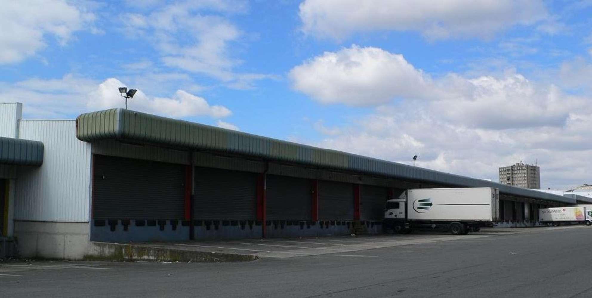 Activités/entrepôt Garges les gonesse, 95140 -  AVENUE DES MORILLONS - 9462040