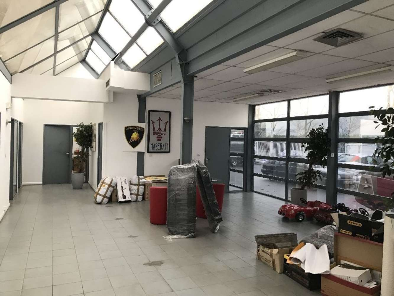 Activités/entrepôt Bondoufle, 91070 - 5 RUE HENRI DUNANT - 9467087