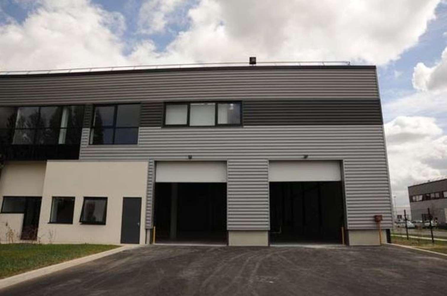 Activités/entrepôt La courneuve, 93120 - PARC JEAN MERMOZ - 9462676
