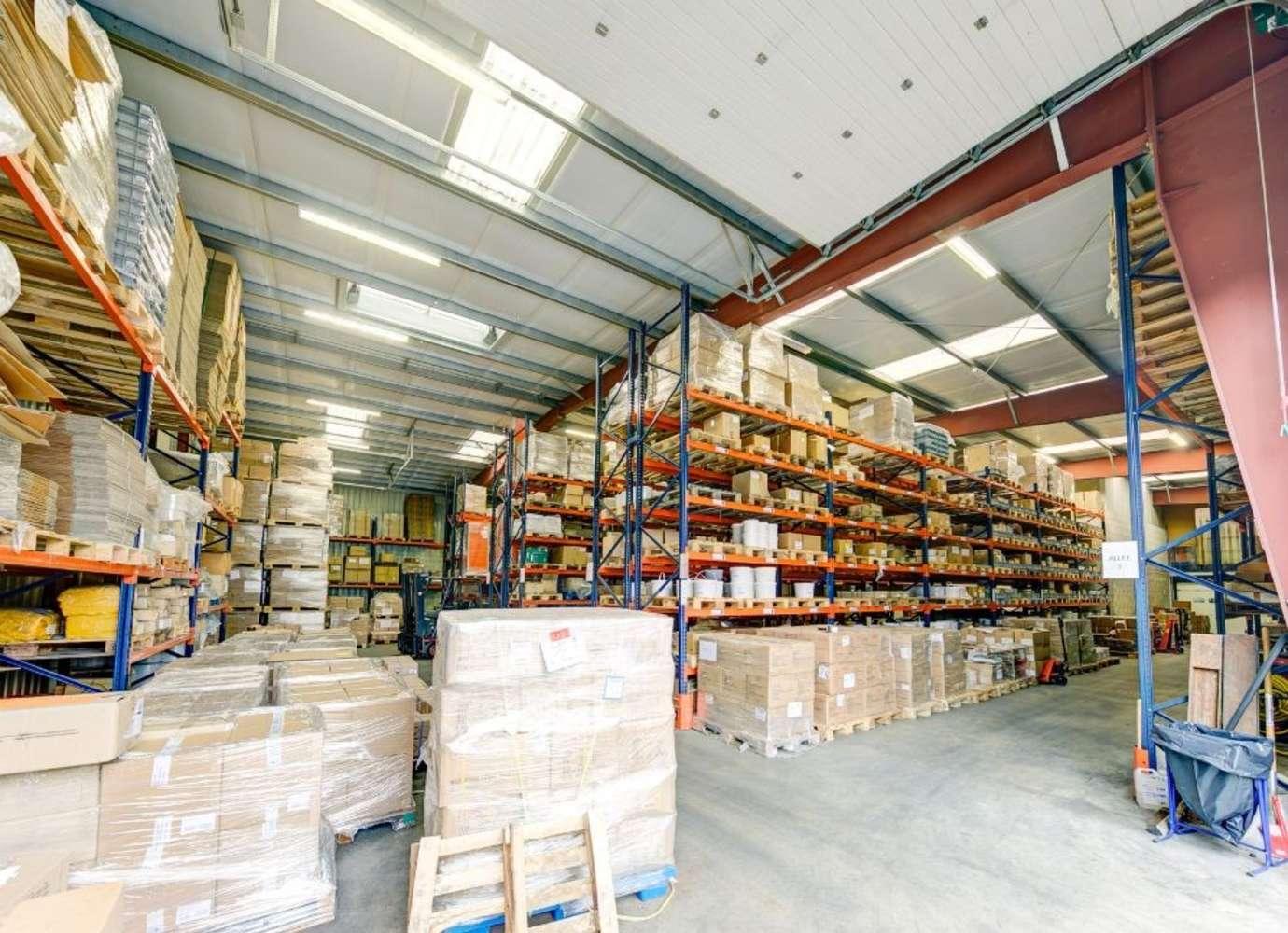 Activités/entrepôt Ferrieres en brie, 77164 - 4 AVENUE JOHN NUTTALL - 9461488