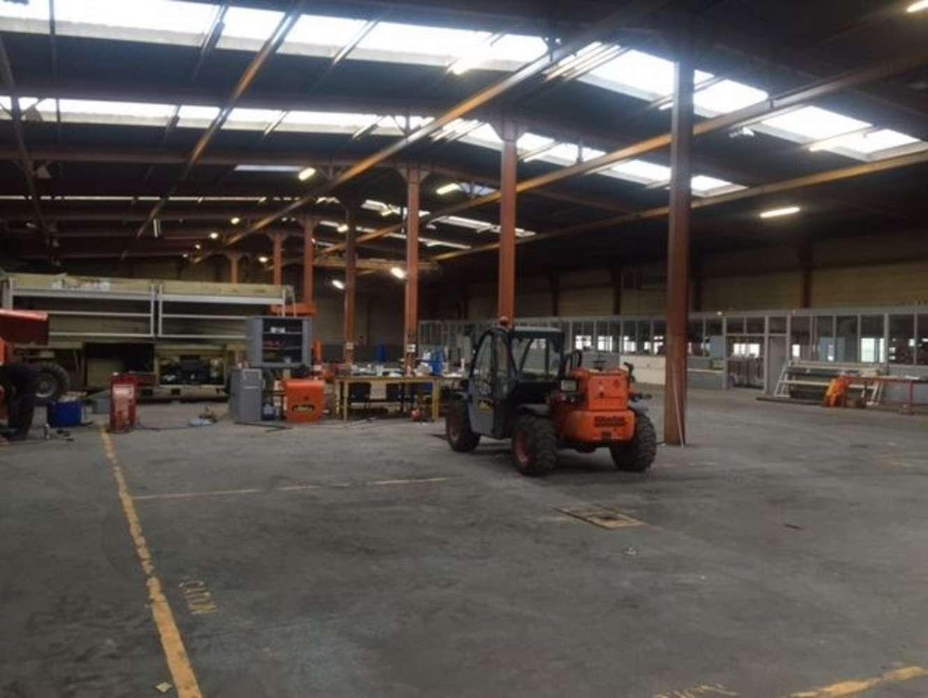 Activités/entrepôt Gonesse, 95500 - 7 RUE DES FRERES MONTGOLFIER - 9457787