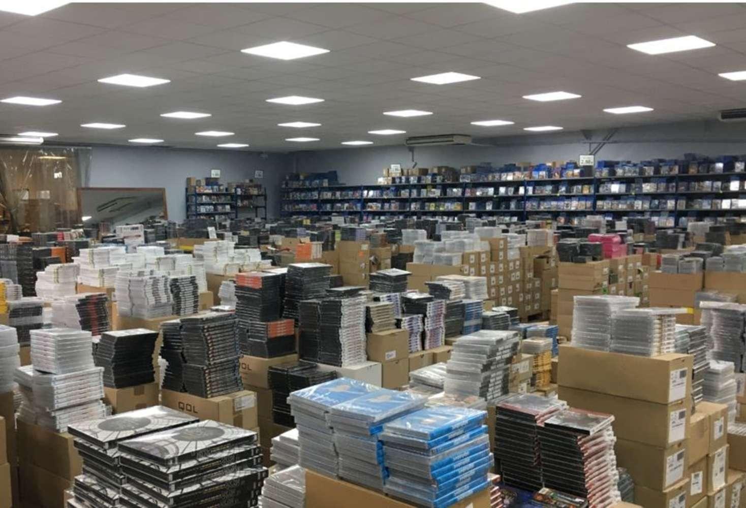 Activités/entrepôt Aubervilliers, 93300 - 104 RUE DU PORT - 9470857