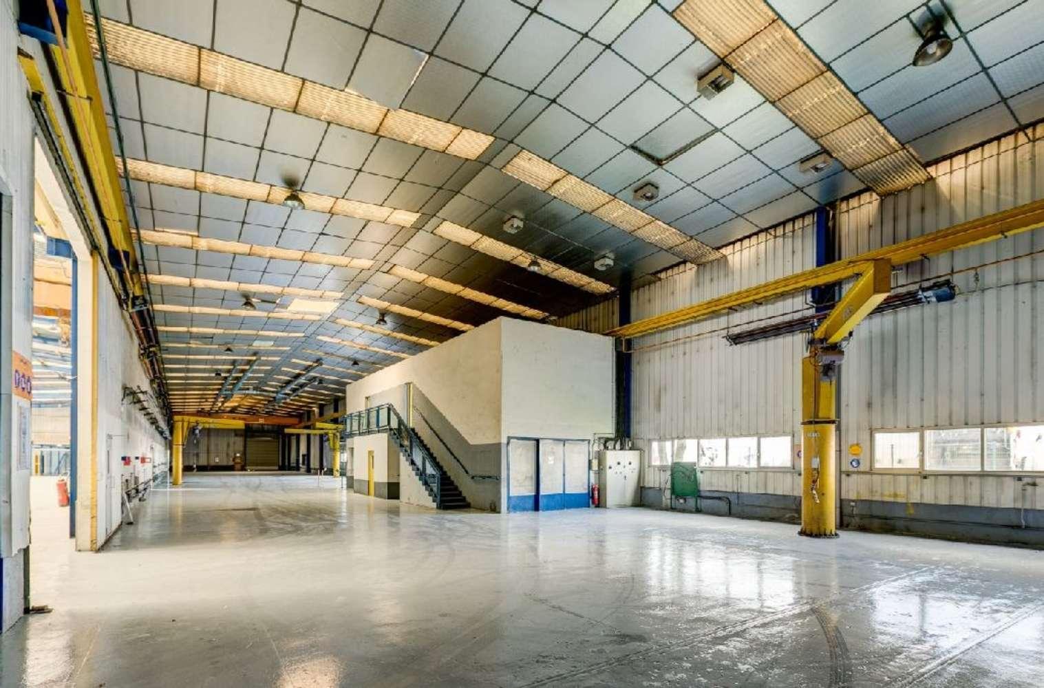 Activités/entrepôt Gennevilliers, 92230 - 49 BOULEVARD DEQUEVAUVILLIERS - 9452208