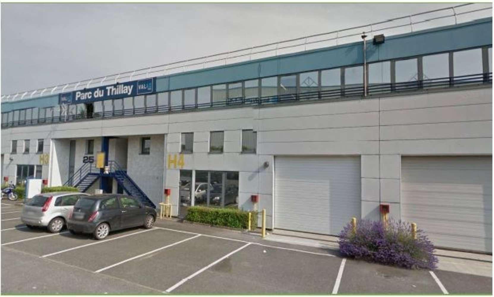 Activités/entrepôt Le thillay, 95500 - PARC DU THILLAY - 9445404