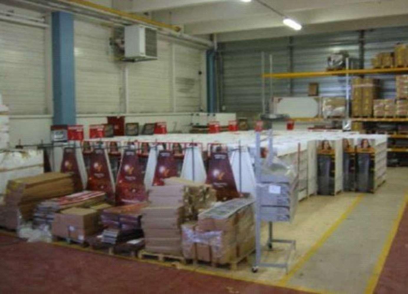 Plateformes logistiques Montataire, 60160 - 100 RUE LOUIS BLANC - 9476954