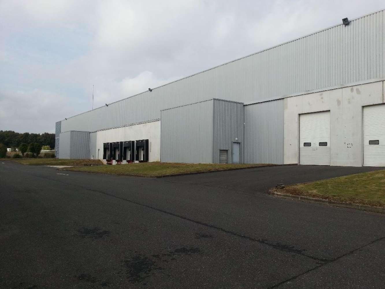 Activités/entrepôt Combs la ville, 77380 - PARISUD - 9452148