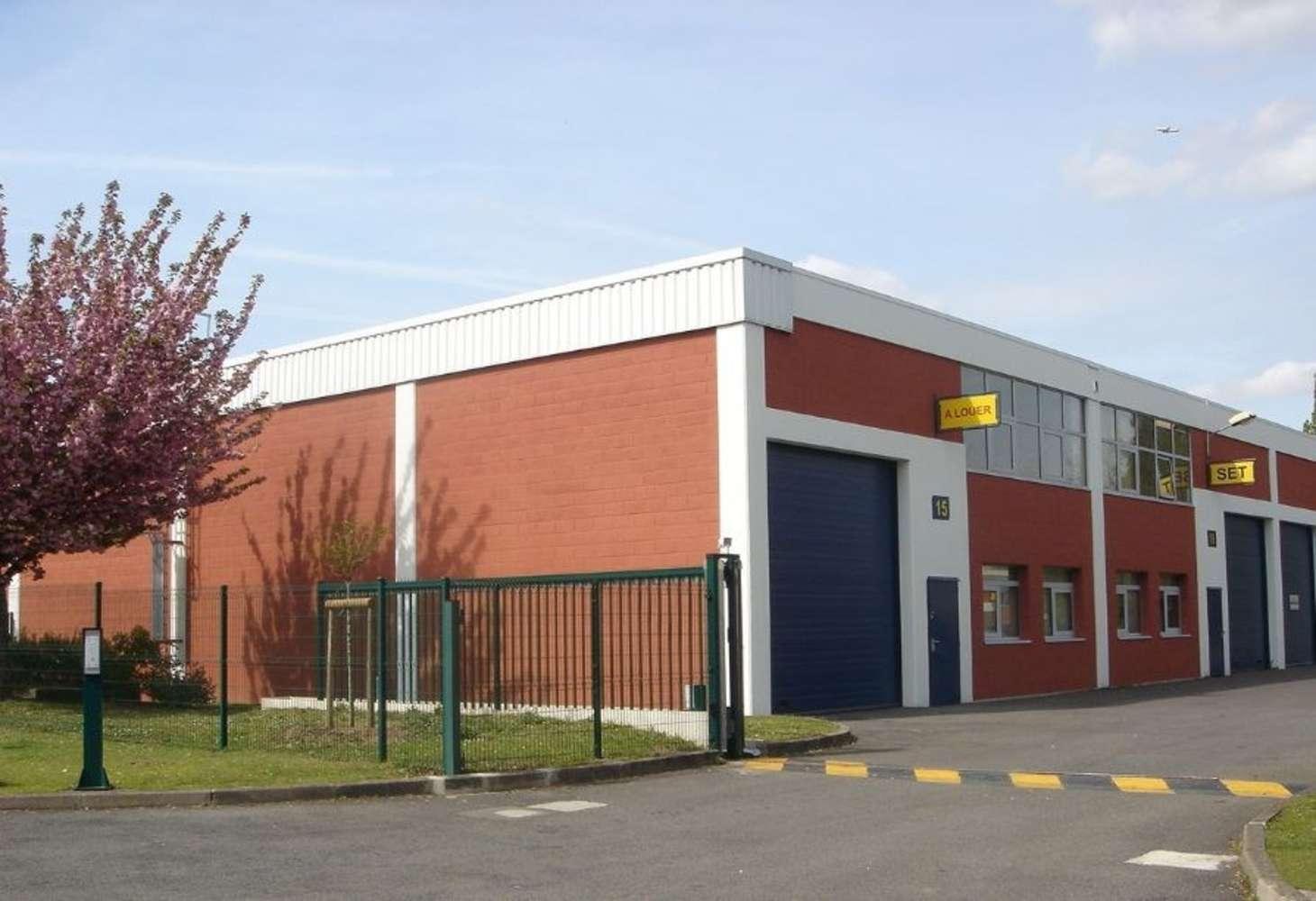 Activités/entrepôt Villepinte, 93420 - PARC DES ERABLES - 9463838