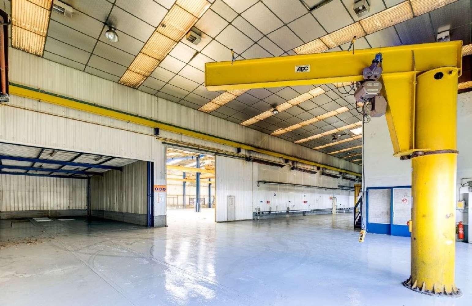 Activités/entrepôt Gennevilliers, 92230 - 49 BOULEVARD DEQUEVAUVILLIERS - 9452205