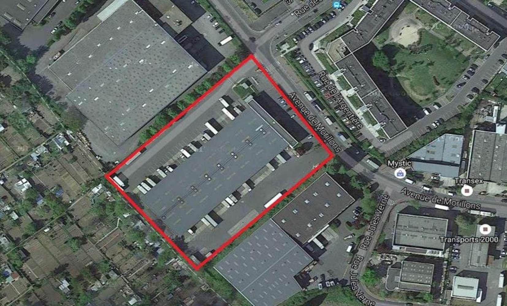 Activités/entrepôt Garges les gonesse, 95140 -  AVENUE DES MORILLONS - 9462038