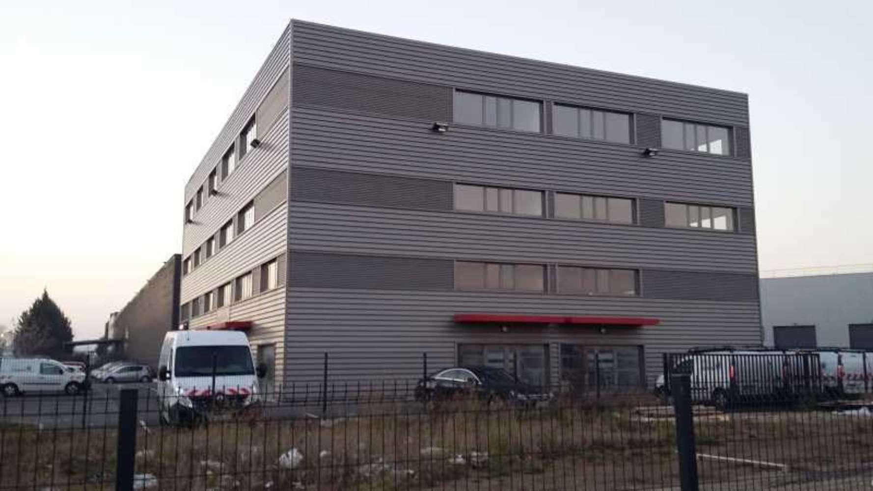 Activités/entrepôt Villeneuve la garenne, 92390 - 60 RUE DE LA BONGARDE - 9459184