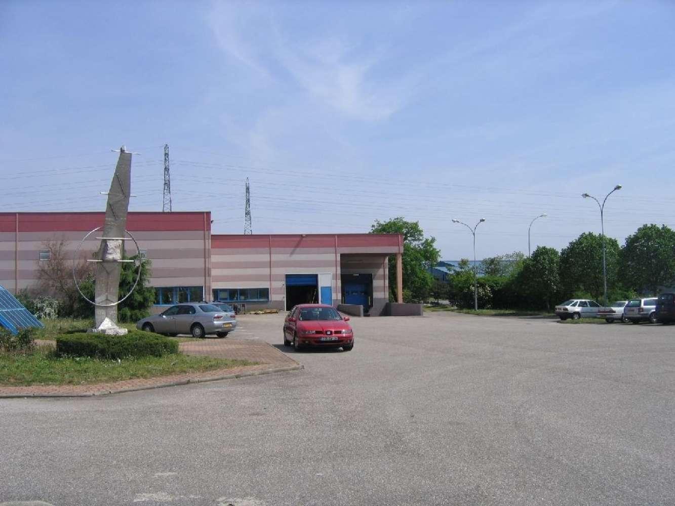 Activités/entrepôt Blyes, 01150 - Location entrepot Lyon Nord - Ain (01) - 9454003