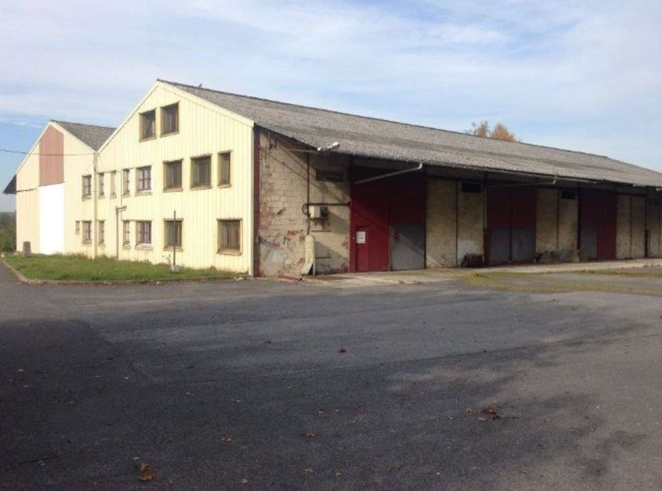 Activités/entrepôt St witz, 95470 - LES GUEPELLES - 9455984