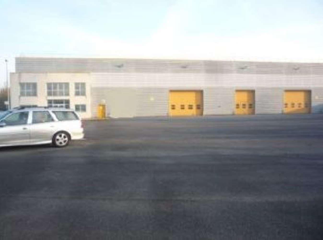 Activités/entrepôt Bailly romainvilliers, 77700 - ZAC DE BAILLY ROMAINVILLIERS - 9462041