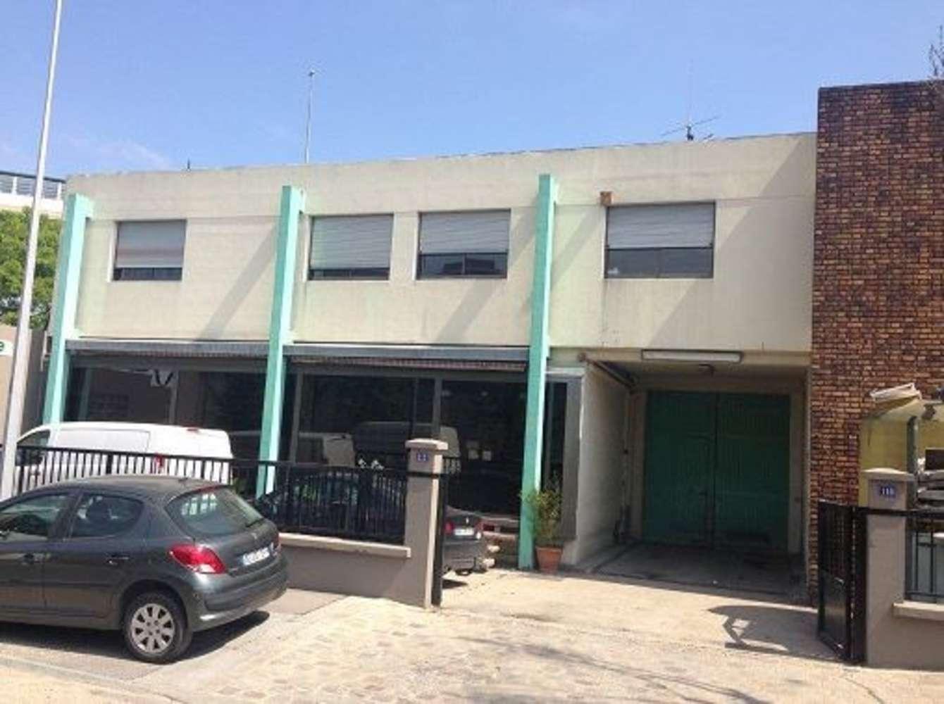 Activités/entrepôt Aubervilliers, 93300 - 110 RUE DU PORT - 9457272